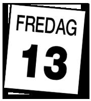 fredag13